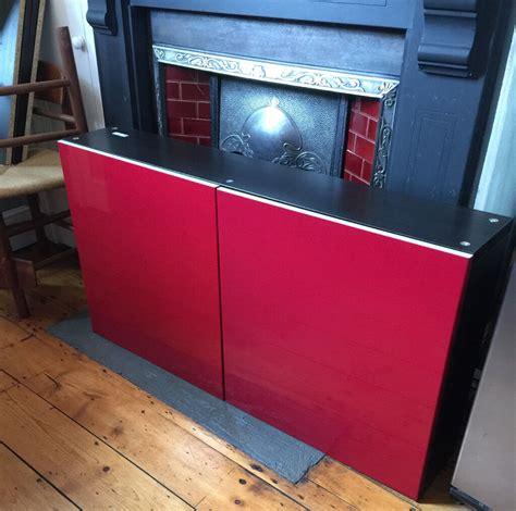 Ikea Besta Cupboard by Ikea Besta High Gloss Wall Unit Cupboard Cabinet For