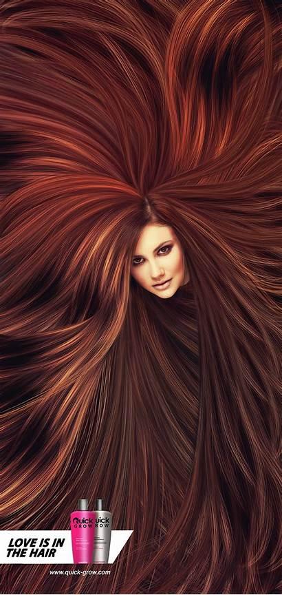 Hair Ads Creative Campaign Health Beauty Award