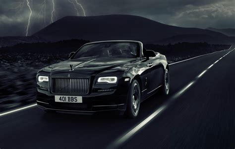 Rolls Royce Badge by Rolls Royce Black Badge Debuts At Goodwood Festival
