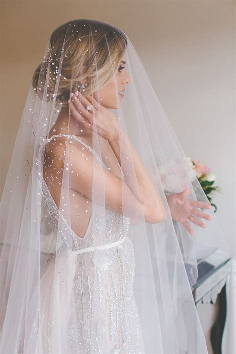 Wedding Veil Styles How To Choose The Right Length For
