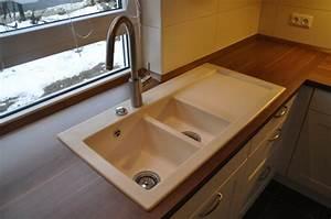 Großes Waschbecken Küche : nobilia lucca magnolia fotos unserer landhausk che mit ~ Michelbontemps.com Haus und Dekorationen