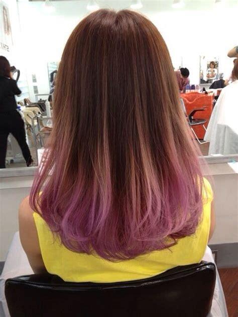 Really Brown Hair Dye by 1000 Ideas About Pastel Hair On Dip Dye