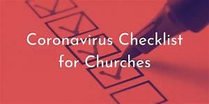 How To Make A Checklist Coronavirus Checklist A Definitive Response Guide For
