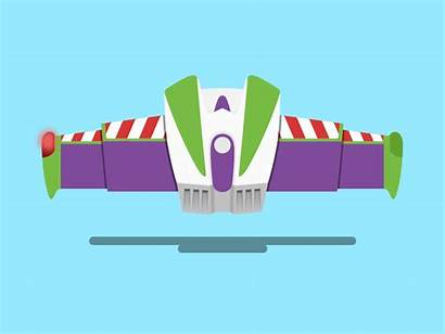 Lightyear Buzz Infinity Beyond Vector Toy Story