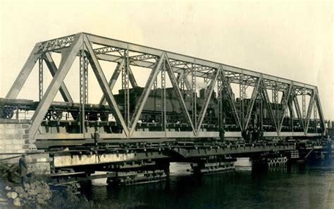 Dzelzceļa tilti pēc I Pasaules kara   DZELZCEĻA MUZEJS