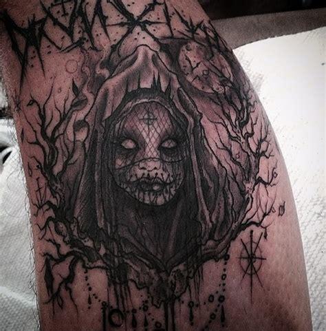 pure evil black ink  tattoos  oilburner