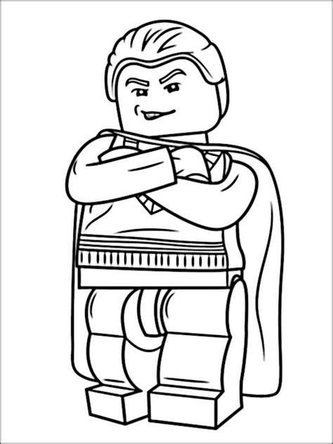 disegni da colorare harry potter lego lego harry potter da colorare 1