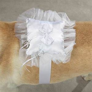 Aria ring bearer pillows for dogs for Dog wedding ring bearer pillow