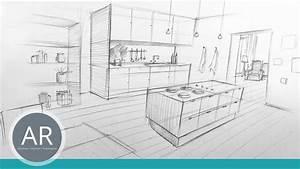 Perspektive Zeichnen Raum : raum studien r ume zeichnen raum skizzen mappenvorbereitungskurs innenarchitektur youtube ~ Orissabook.com Haus und Dekorationen