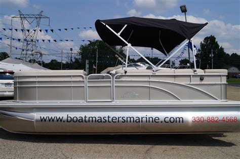 Pontoon Boats For Sale Akron Ohio by Bennington 21 Slx Boats For Sale In Akron Ohio
