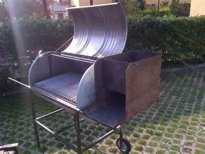 Fabriquer Un Barbecue Avec Un Bidon : 1001 id es barbecue pinterest fabriquer barbecue barbecue et faire un barbecue ~ Dallasstarsshop.com Idées de Décoration