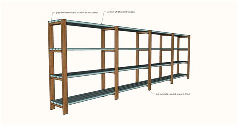 garage storage rack plans white easy economical garage shelving from 2x4s