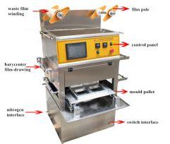vacuum map tray sealing sealer machine food packaging price cost chinese suppiler multepak india
