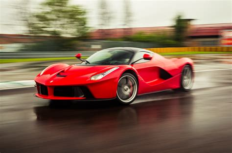 ferrari builds one more laferrari to benefit earthquake