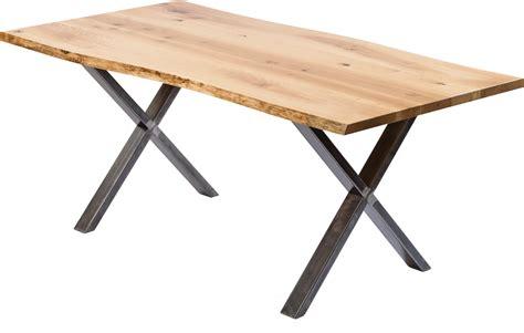 table en accueil les ateliers bois de fer
