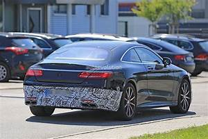 Mercedes Amg Coupe : 2018 mercedes amg s63 coupe facelift caught testing for the first time autoevolution ~ Medecine-chirurgie-esthetiques.com Avis de Voitures