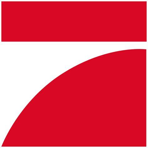 @lindazervakis und @mopdenhoevel moderieren ab herbst ein neues journal auf prosieben: ProSieben Logo / Television / Logonoid.com