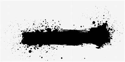 Paint Line Splash Library Transparent Clip Seekpng
