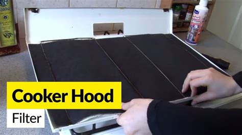 cooker hood filters  maintenance youtube