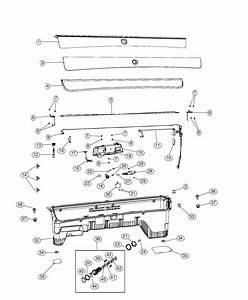 Dodge Ram 1500 Wiring  Door Lock Actuator   Rambox Cargo Management System    Remote