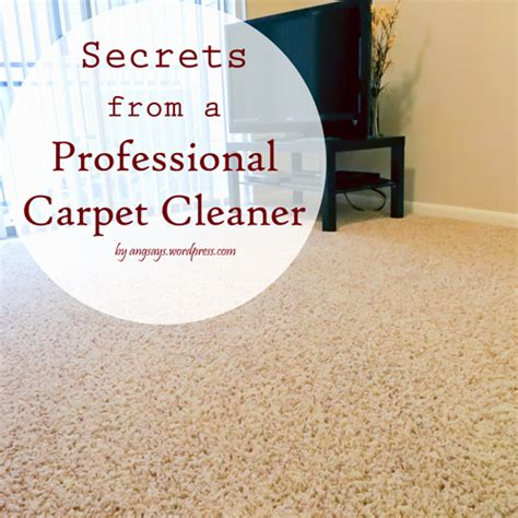 carpet cleaning tips 4 things you forget when spring cleaning your house angela says