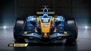 F1 Renault 2017 : presenting the 2006 renault r26 the latest car to feature in f1 2017 codemasters blog ~ Maxctalentgroup.com Avis de Voitures