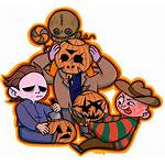 Horror Characters Movies Cartoon Halloween Icons Every