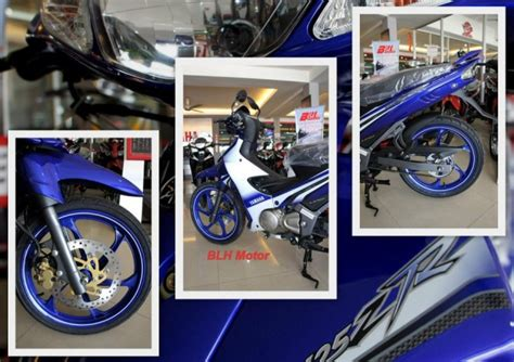east biker story 2012 yamaha 125zr blue gp edition