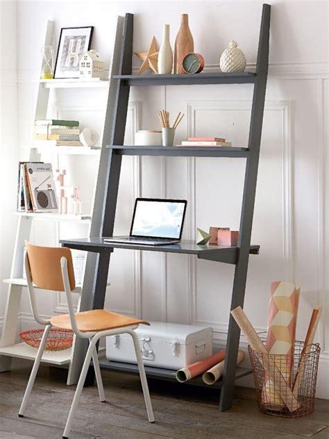 bureau echelle domeno les étagères échelle de la redoute intérieurs