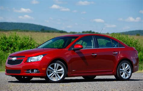 Gm To Build Cruze And Other Chevy Models In Europe
