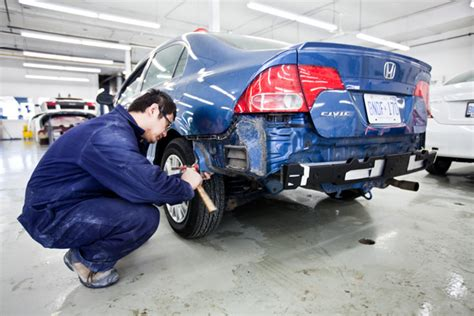 Taking Your Vehicle To An Auto Body Repair Specialist