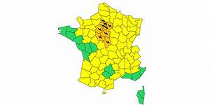 Departement En Alerte Orange : orages douze d partements en alerte orange ~ Medecine-chirurgie-esthetiques.com Avis de Voitures