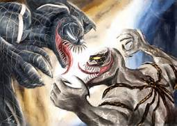 Venom vs Anti-Venom by...
