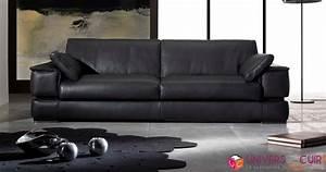 davausnet salon et canape moderne avec des idees With salon en cuir moderne