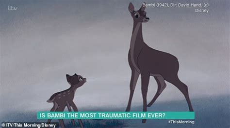 Mother Refuses To Let Her Children Watch Bambi Because It