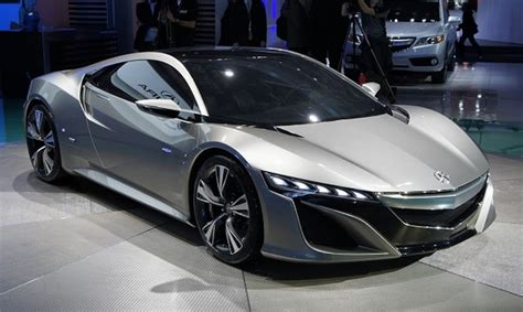 2016 acura nsx release date new car release dates