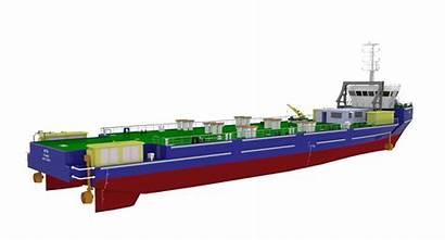Cargo Deck Ship Vessel M2 Capacity Tons