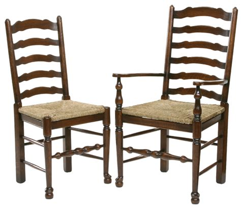 ladder back dining chairs with seats antique style ladder back dining chair