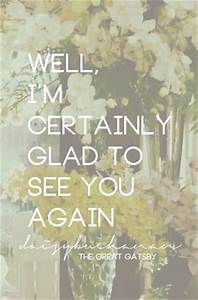 17+ best images... Happy Gatsby Quotes