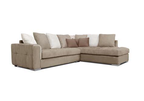 jeté canapé angle acheter votre canapé d 39 angle coussins jetés marron et