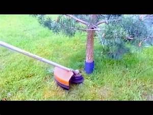 Löcher Im Rasen Ausbessern : rasentrimmer schnur einf deln lawn trim thread ~ Lizthompson.info Haus und Dekorationen