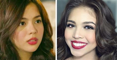 julia montes look alike random resemblance yaya dub maine mendoza and julia