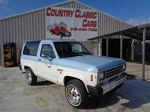 1985 Ford Bronco II for Sale | ClassicCars.com | CC-1075806