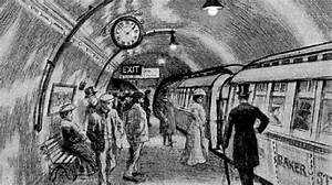What Was It Like To Ride The Victorian London Underground