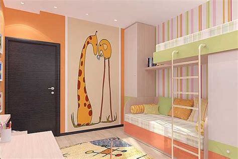 room decorating ideas for boy and one bedroom