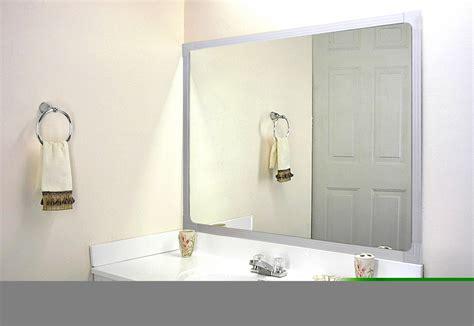 Bathroom Mirror Frame Kits by Bathroom Mirror Frame Kit 28 Images Bathroom Mirror