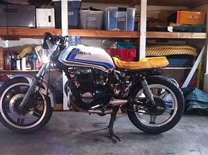 Honda Nighthawk 450 Cafe Racer