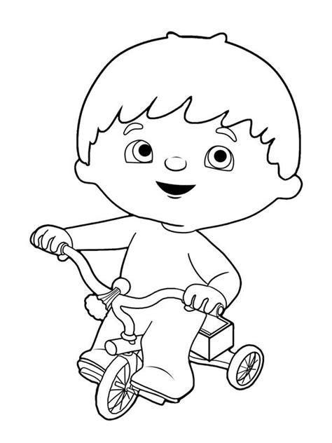 Kleurplaat Billy En Bambam by Kleurplaten Baby Tv Brekelmansadviesgroep