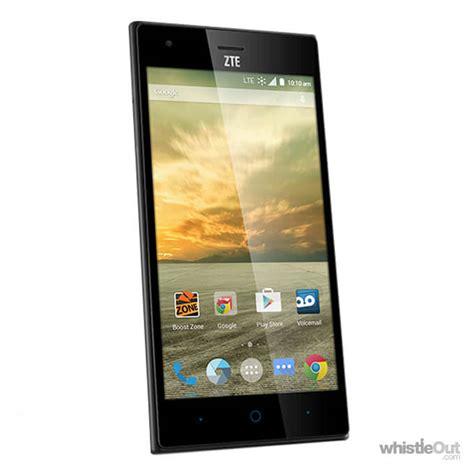 zte cell phone zte warp elite compare prices plans deals whistleout