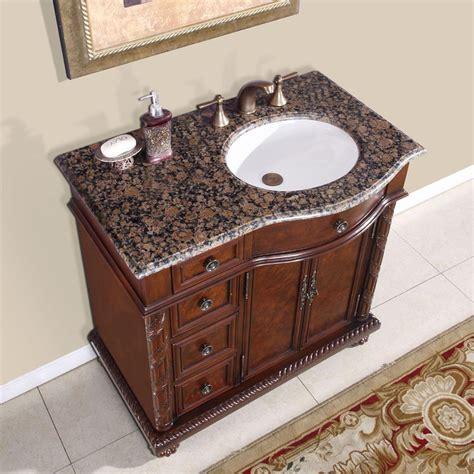 silkroad exclusive  single sink cabinet  sink